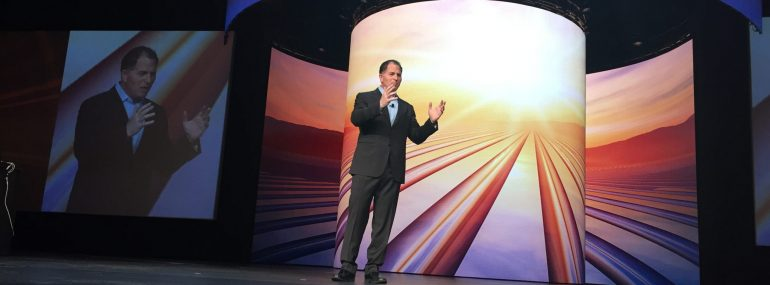 Michael Dell at Dell Technologies World 20`18