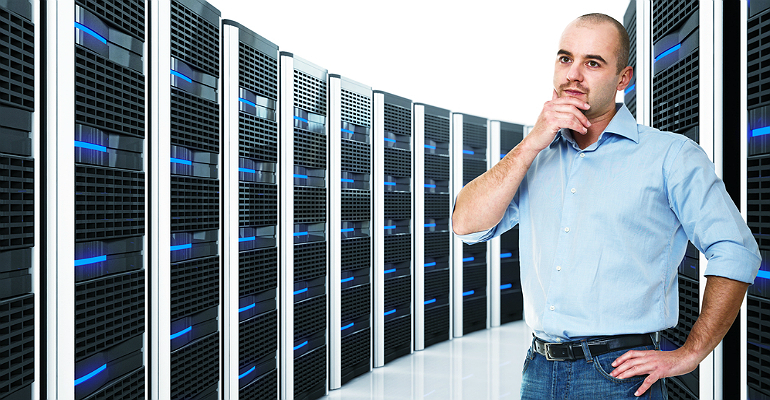 Thinking in data center