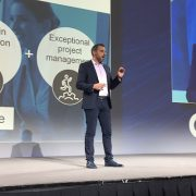 SADA Systems' Tony Safoian at Channel Partners 2018