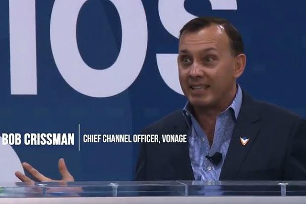 Bob Crissman Vonage at CP Expo 2018