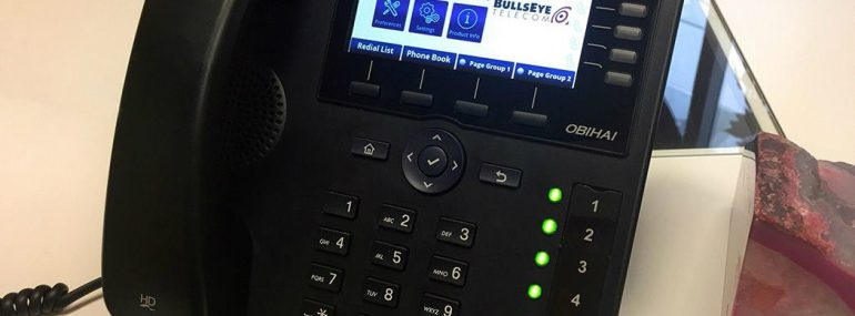 BullsEye Key VoIP System