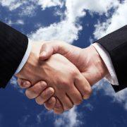 Business Handshake Cloud