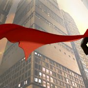 Businesswoman Superhero