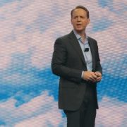 Citrix CEO David Henshall at Synergy 2018