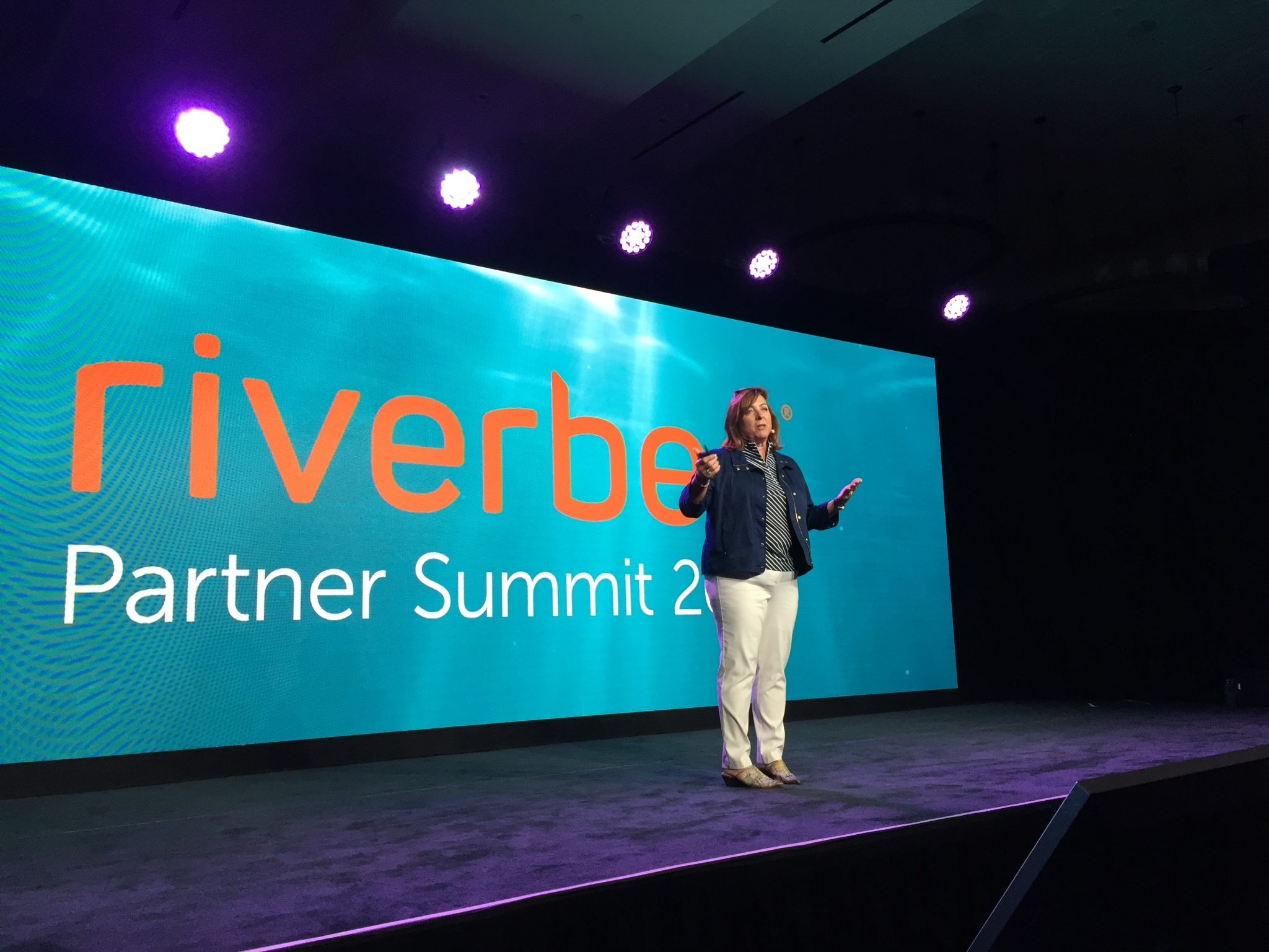 Riverbed's Bridget Bisnette