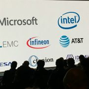 Avnet's Lou Lutostanski at IoT World 2018