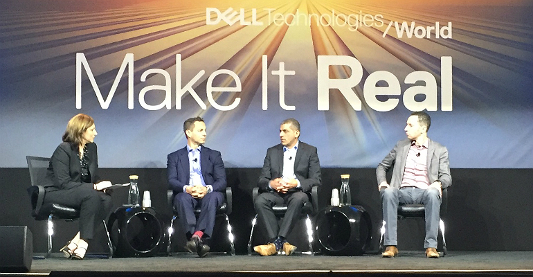 Pivotal at Dell Technologies World