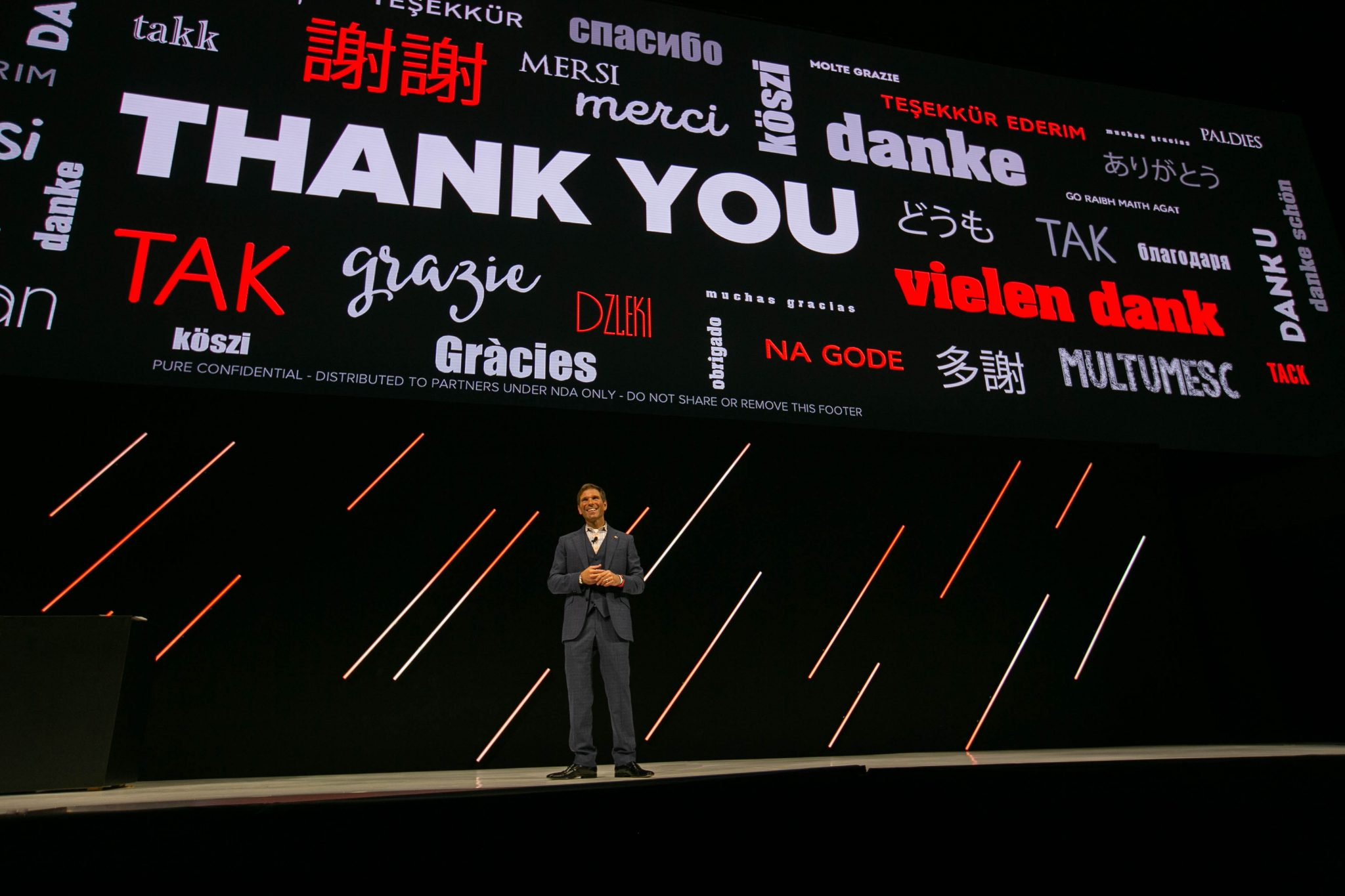 Pure Storage Michael Sotnick Accelerate 2018