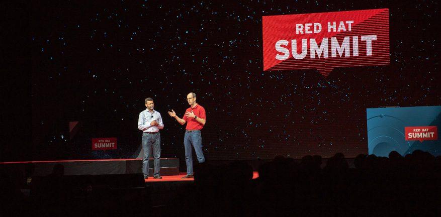 Red Hat Summit Microsoft