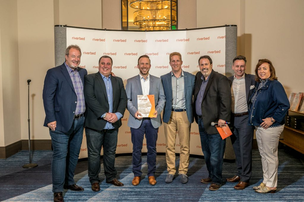 Riverbed and Orange Business Services