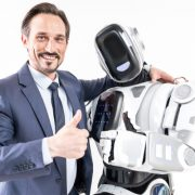Robot AI Friend