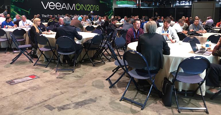 VeeamOn Partner Summit 2018