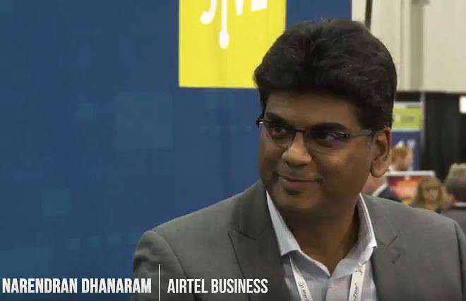 Airtel Business CP Expo 2018