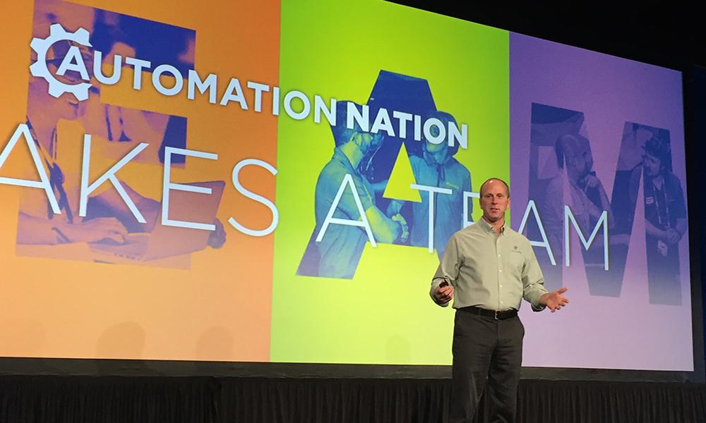 Automation Nation keynote