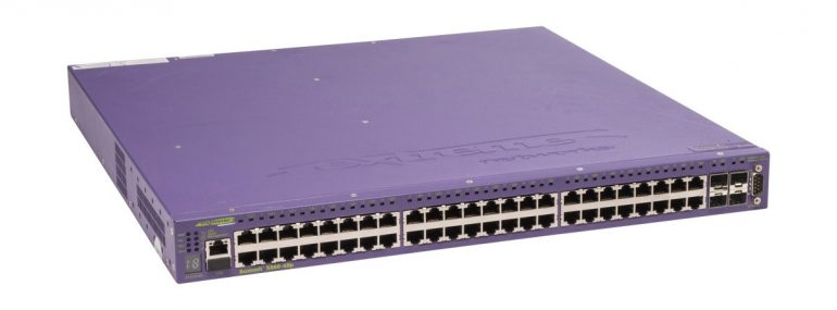 Extreme Networks Appliance