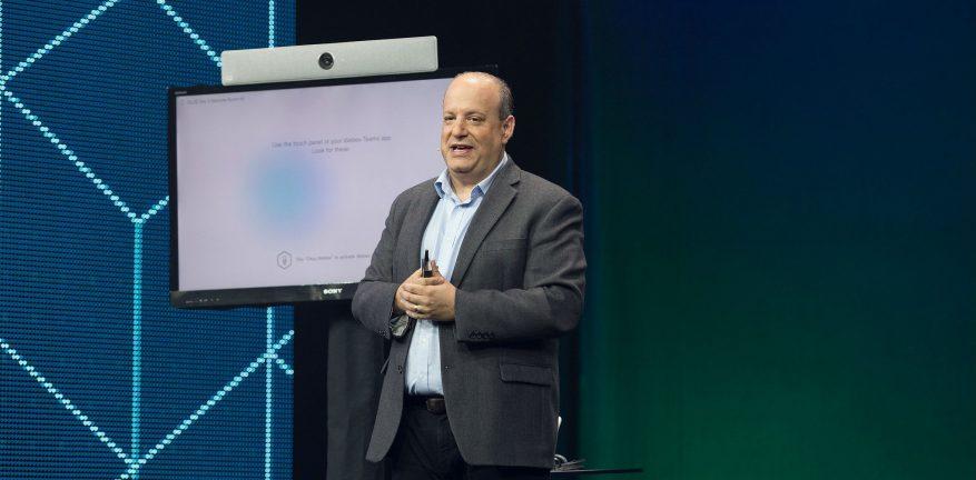 Jonathan Rosenberg Cisco Webex Cisco Live 2018 2