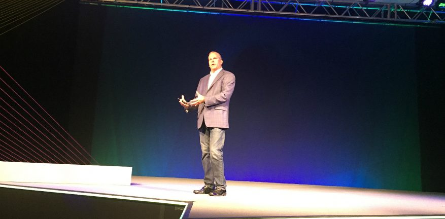 Tech Data's Marc McClure at Channel Link 2018