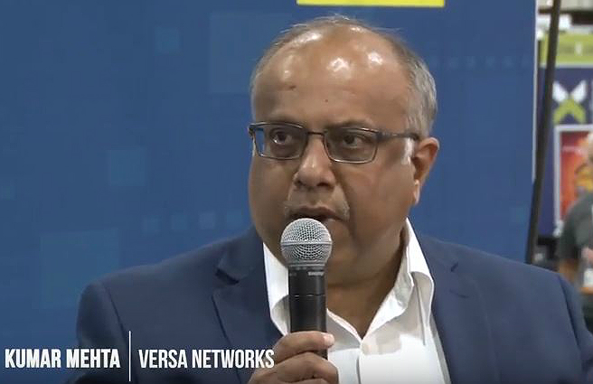 Versa Networks CP Expo 2018
