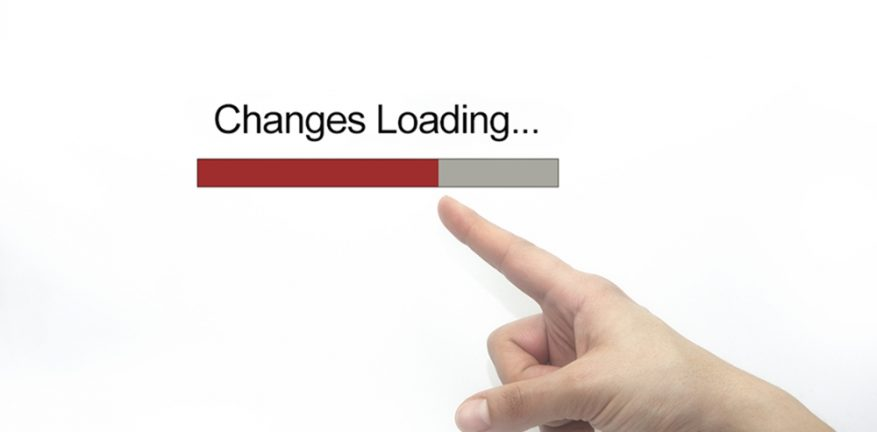 Changes loading