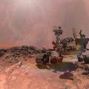 Curiosity-Mars-Rover