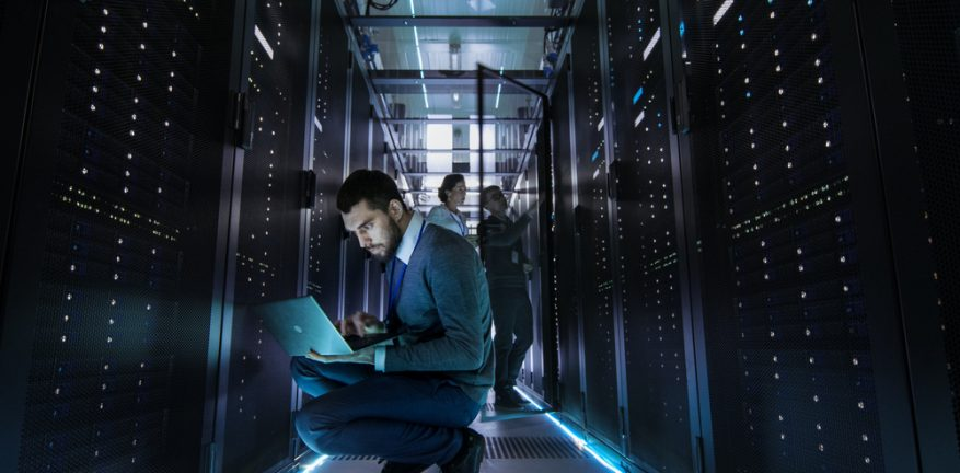 Data center IT people