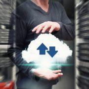 Hybrid cloud data center