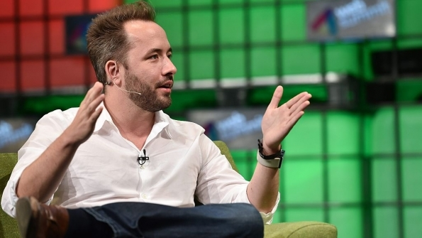 Dropbox Founder Drew Houston