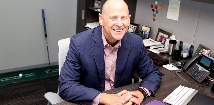 MSP 501 Executive of the Year Jeff VonDeylen