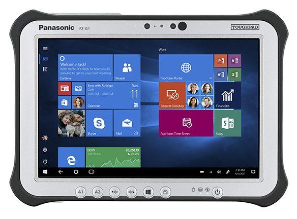 Panasonic Rugged Tablet