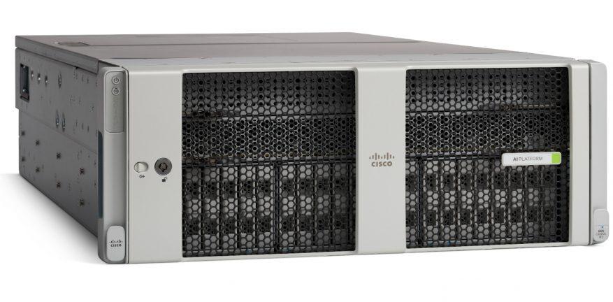 Cisco UCS C480 ML M5 Rack Server