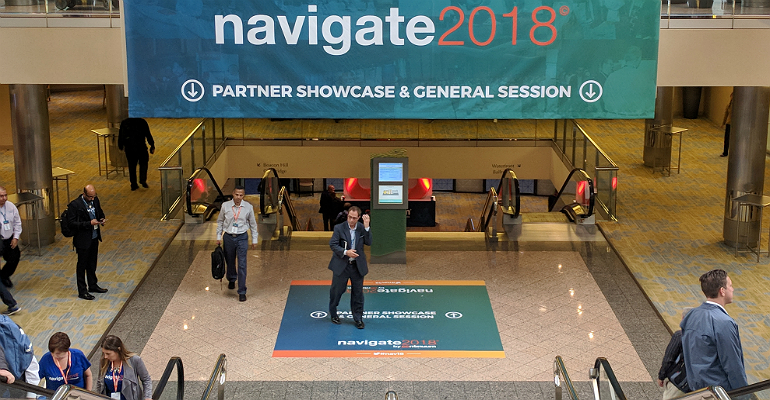 Continuum Navigate 2018, Boston, Day 1