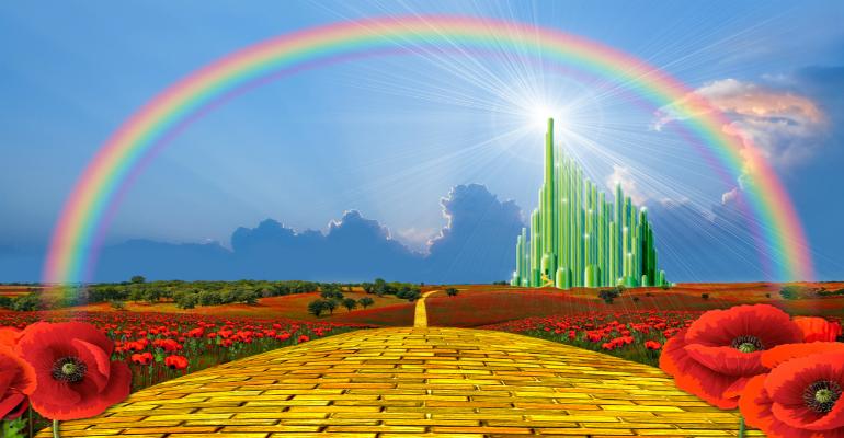 Emerald City Wizard of Oz