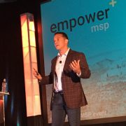 SolarWinds MSP's John Pagliuca at Empower MSP