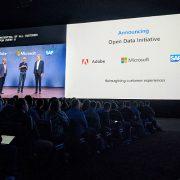 Open Data Initiative unveiled at Microsoft Ignite 2018