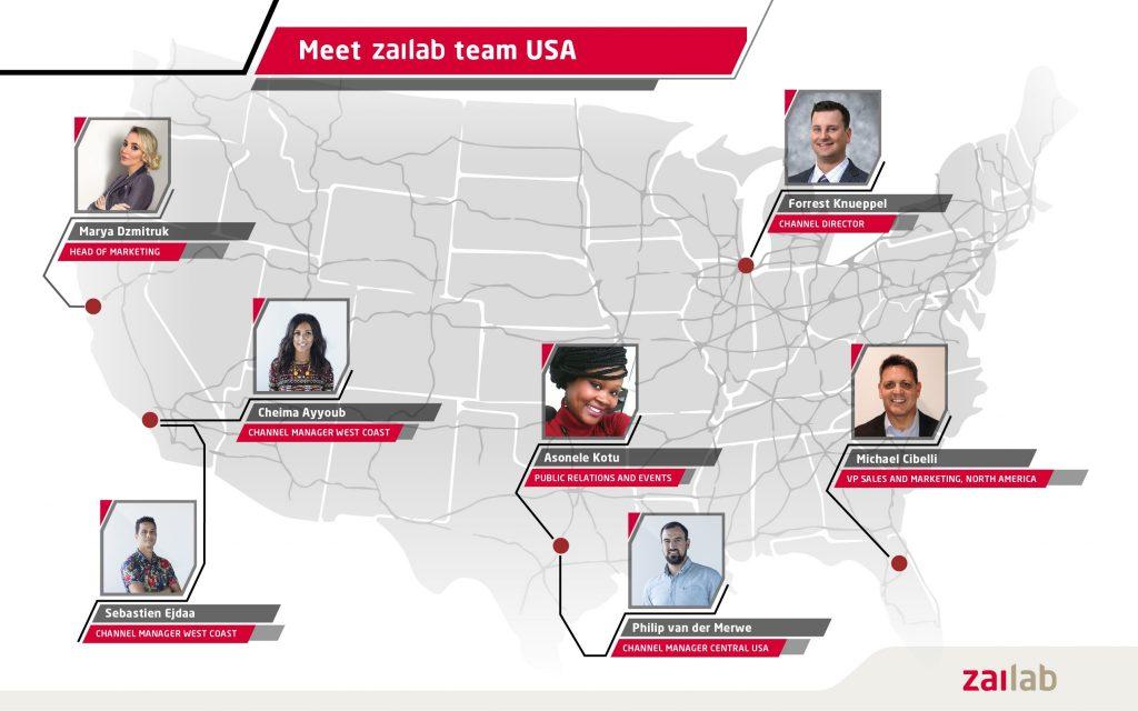 ZaiLab Team USA 2