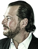 Salesforce's Marc Benioff