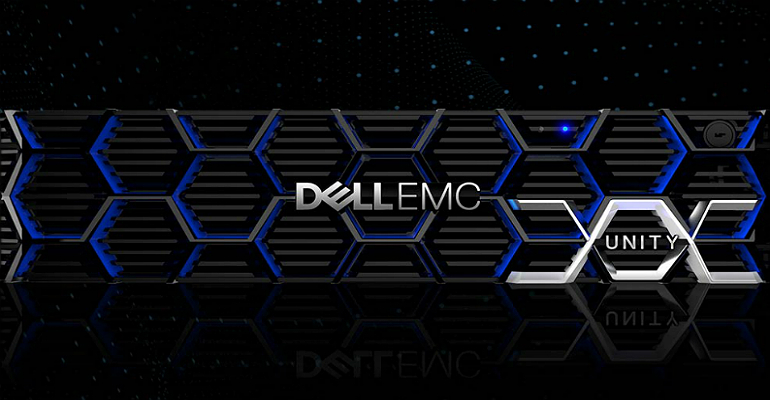 Storage Is Dell EMC's Year-End Push for Partners