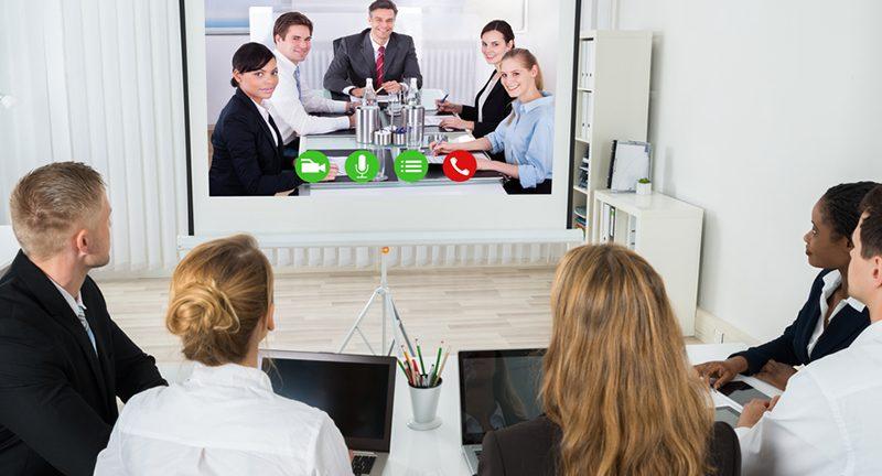 Group videoconferencing