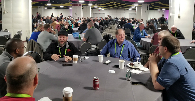 Jamf Nation User Conference 2018 in Minneapolis