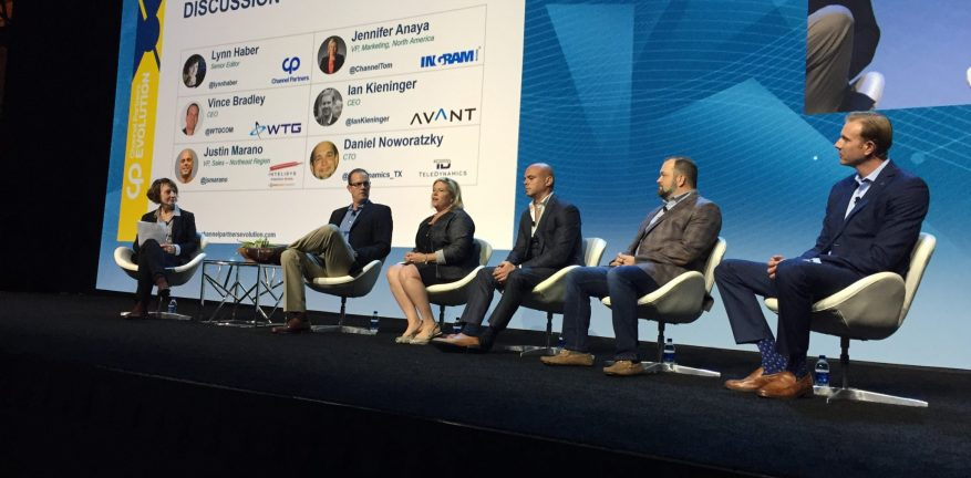 Master-Distributor Panel at Channel Partners Evolution 2018
