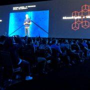 CEO Satya Nadella at Microsoft Ignite 2018