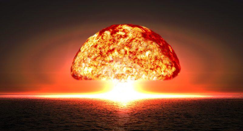 Nuclear hot
