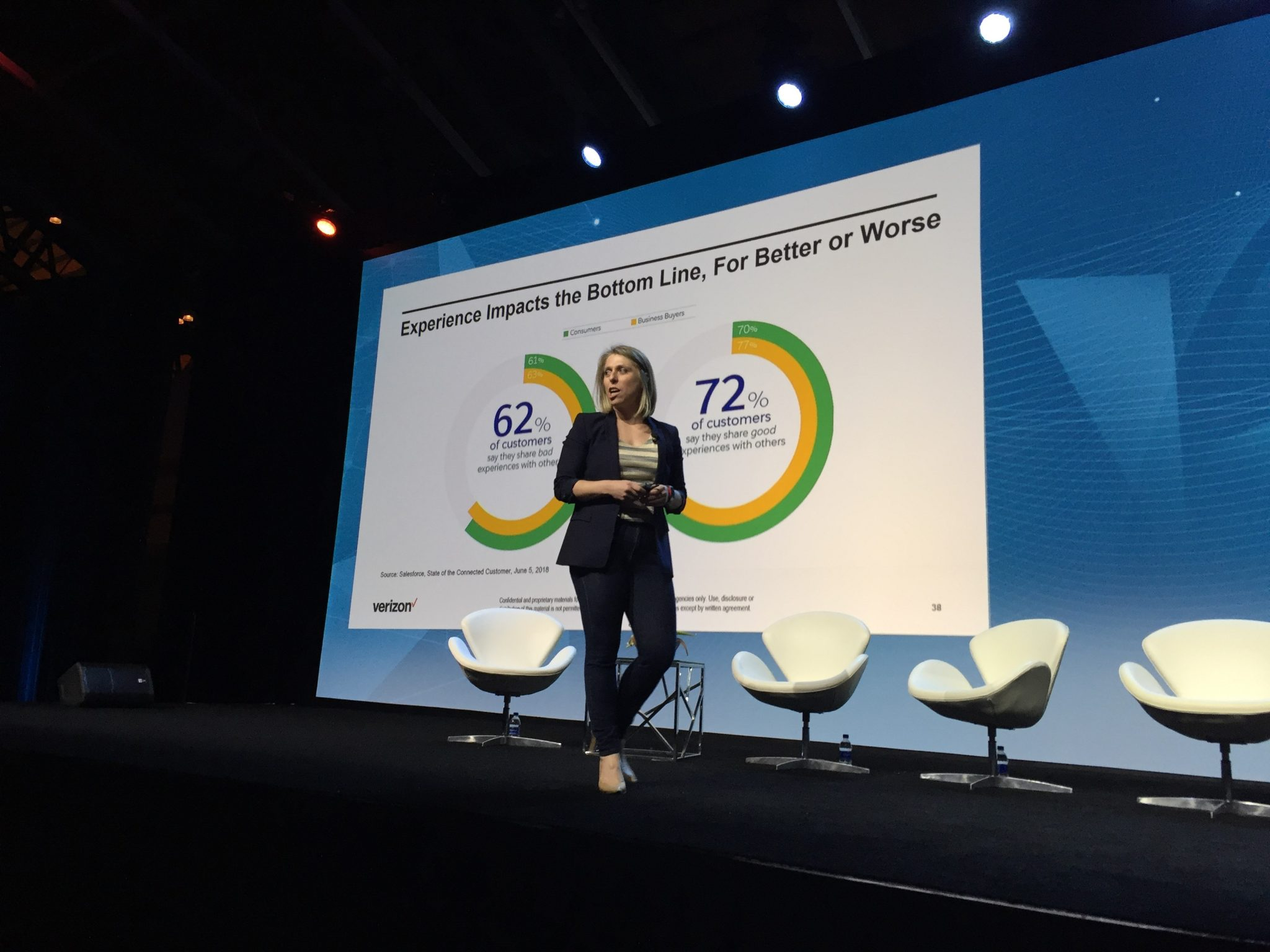 Verizon's Catherine Sugarbroad at Channel Partners Evolution 2018