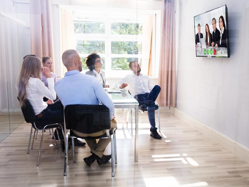 Team videoconferencing