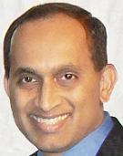 VMware's Sanjay Poonen