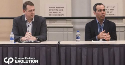 Channel Chief Roundtable at CP Evolution 2018