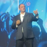 Dell Boomi's Chris McNabb at Dell Boomi event 2018