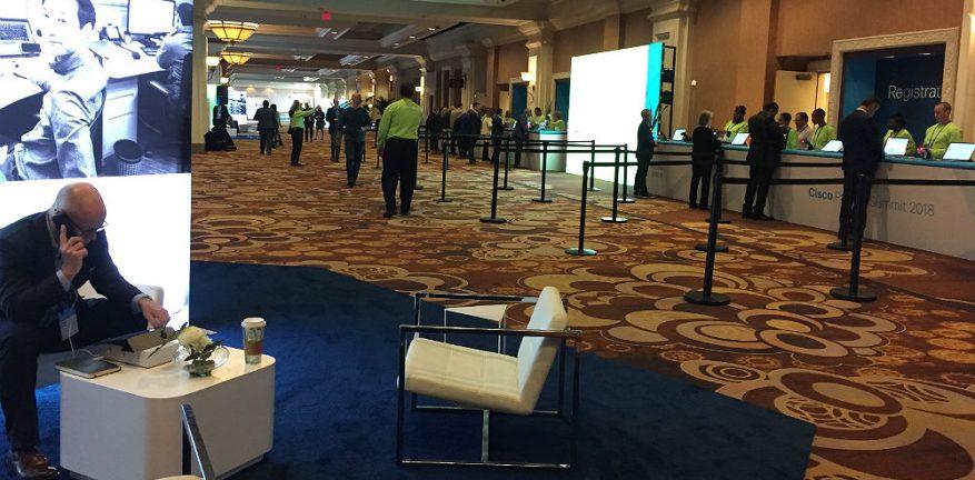 Cisco Partner Summit Gallery Landing Page 2018