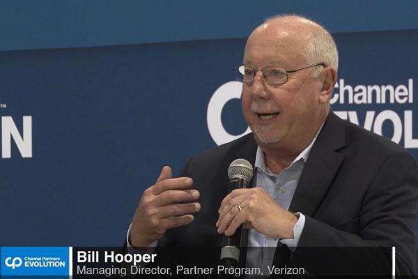 Bill Hooper Verizon CP Evolution 2018