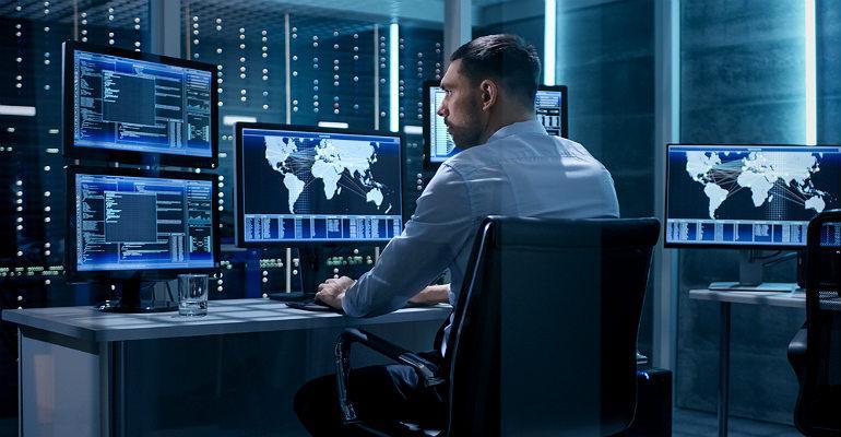 IT Guy Monitors